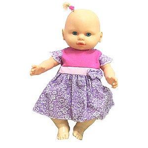 Boneca Baby Palavrinha R.1502 Brink Model