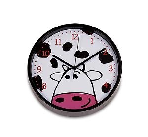 Relógio de Parede Cow 22cm EG6919-YP77 Ricaelle