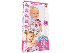 Boneca Bebê Trá Lá Lá R.265 Sid Nyl