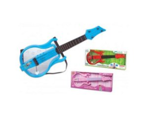 Guitarra Infantil Rock N'Roll R.6699-B Fênix
