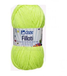 Lã Cisne Fillati Cor 0501  Coats Corrente 170S000-00501