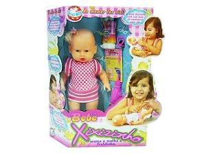 Boneca Bebê Xixizinho R.305 Sid Nyl