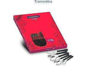 Faqueiro Leme Caixa C/36 Peças R.23198/042 Tramontina