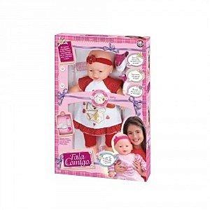 Boneca Fala Comigo R.520 Sid Nyl
