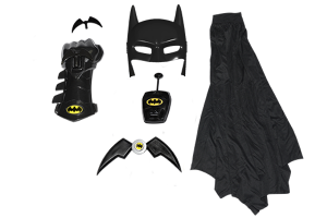 Kit Batman Comics R.9503 Baby Brink