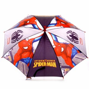 "Guarda Chuva Infantil 19""Homem Aranha Marvel WG"