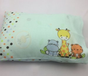 Fronha Para Travesseiro de Bebê Estampada Safari R.80077 Incomfral