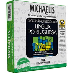 Kit Dicionario Port.C/CD Michaelis Melhoramentos