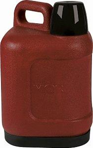 Garrafão Termico Amigo 5L Vermelho 25108042 Mor