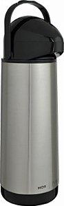 Garrafa Térmica Pressione Inox 1,9L R.25105011 Mor