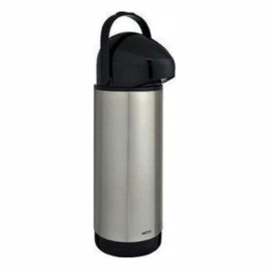 Garrafa Térmica Pressione Inox 1L R.25105001 Mor