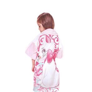 Roupão Infantil Marie Aveludado Tam:P R.5330201 Lepper