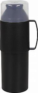 Garrafa Térmica Indie Preta 1 Litro R.25100456 Mor