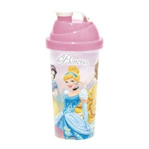 Garrafa Shakeira Princess 580ml R.6305 Plasutil