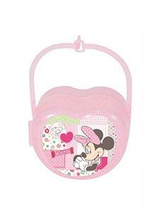Porta Chupeta Minnie Baby R.6941 Plasutil