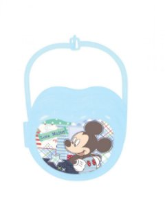Porta Chupeta Mickey Baby R.6922 Plasutil