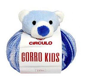 Lã Gorro Kids Urso Cor 8603 100 Gramas  R.315001/8603 Circulo