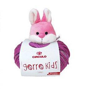 Lã Gorro Kids Coelho Cor 8602 100 Gramas R.315001/8602 Circulo