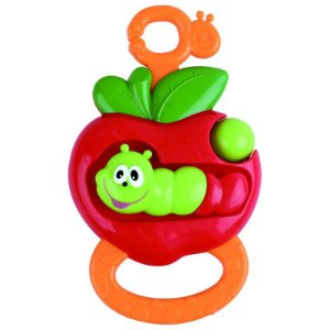 Chocalho Baby Bichinho Da Maça Zippy Toys 35711D