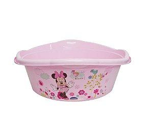 Bacia Infantil Minnie Baby 17 Litros 6925  Plasútil