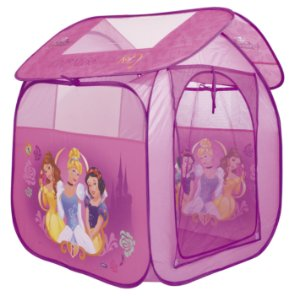 Barraca Portátil Casa Princesas GF001A Zippy Toys