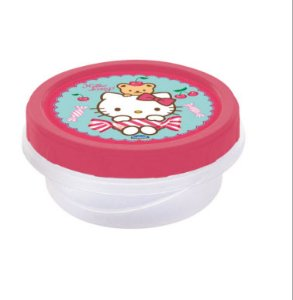 Pote Rosca Hello Kitty 390ml Plasútil 6998