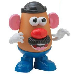 Boneco Mr Potato Head Sr R.27656 Hasbro