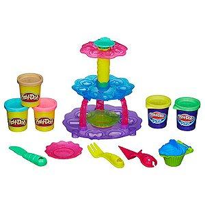 Conjunto Play-Doh Torre de Cupcake Hasbro A5144