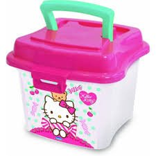 Mini Box Hello Kitty 1 Litro R.6994 Plasutil