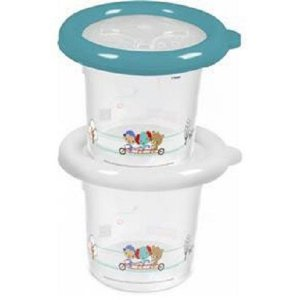 Kit De Potes Redondo 390ml Fisher Price R.6567 Plasutil