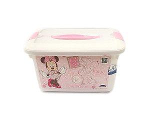 Caixa Organizadora Minnie Baby 5,2 Litros R.6929 Plasutil