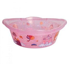 Bacia Infantil Princess Baby 5,8 Litros 7113 Plasutil