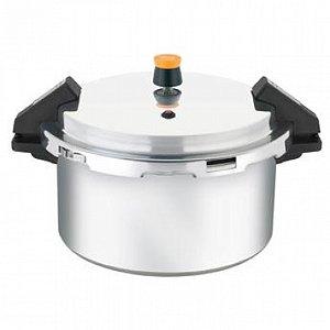 Panela Pressao 11,4L Polida Turbo Pro Tampa Externa Rochedo R.9295301281