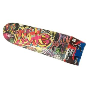Skate Boy Simples Grafite SK-3108S Fenix