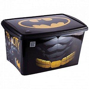 Caixa Organizadora Batman 46 Litros R.6395 Plasutil
