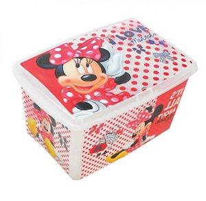 Caixa Organizadora Minnie 46 Litros R.5850 Plasutil