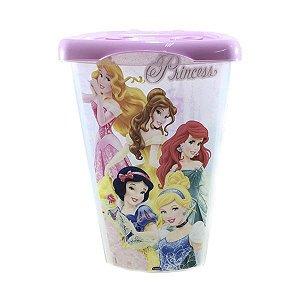 Cesto Infantil Princesas 38 Litros R.5895 Plasutil