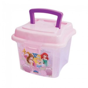 Mini Box Princess 1 Litro 4565 Plasutil