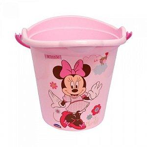 Balde Infantil Minnie Baby 8 Litros 6924 Plasutil