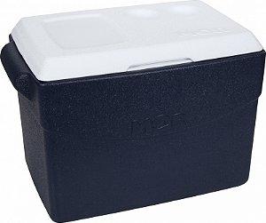 Caixa Térmica Glacial 26 Litros Azul R. 25108111Mor
