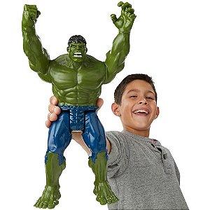 Boneco Hulk Vingadores Titan Hero Series B5772 Hasbro