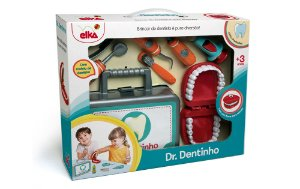 Kit Dr. Dentinho 952 Elka