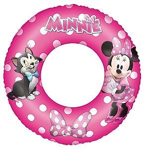 Bóia Circular Minnie 56cm Bestway 91040