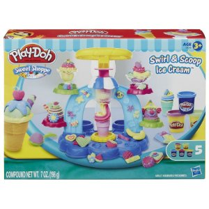Play Doh Sorveteria Divertida B0306 Hasbro