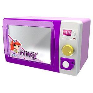 Microondas Meg Com Som e Luz Magic Toys 710