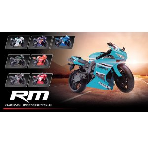 Motocycle RM Racing Roma Jensen 905