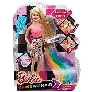 Barbie Luzes Coloridas Mattel CFN48
