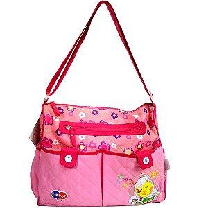 Bolsa Maternidade Tip Top Rosa TTS12006U05 Santino