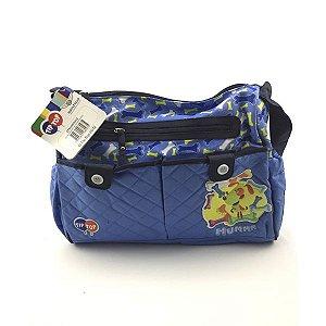 Bolsa Maternidade Tip Top Azul TTS12003U12 Santino