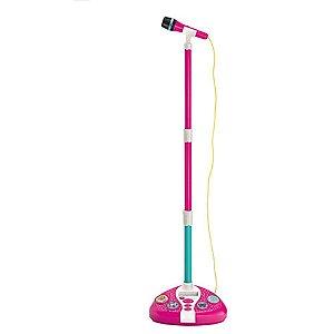 Microfone Karaokê Fabuloso Barbie 8007-0 Fun